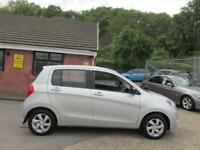 2015 15 SUZUKI CELERIO 1.0 SZ3 (ONE OWNER+£0 TAX) 5DR