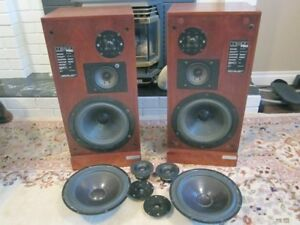 Mission 720 Speakers (Vintage, United Kingdom)