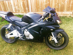 Blown 2004 cbr600 with lots of extras