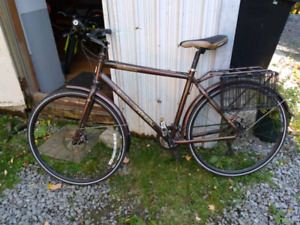 Vélo Louis Garneau hybride  large