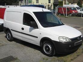 2006 VAUXHALL COMBO 1700 1.3CDTi 16V Diesel Van