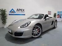 201/12 Porsche Boxster 3.4S 981 PDK + Simply Outstanding + £12,000.00 Extra's +