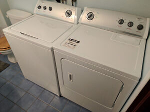 Whirlpool Washer Dryer - PRICE NEGOTIABLE
