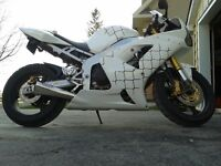 2004 kawasaki ninja zx6R - for sale or trade