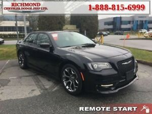2017 Chrysler 300 S  - Leather Seats -  Bluetooth