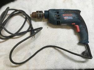 """Bosch Corded Hammer Drill .5""""  15 mm Drive 119VSR"""