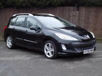 2008 PEUGEOT 308 1.6 HDI 110 Sport 5dr