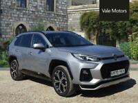 2020 Suzuki ACROSS 2.5 18.1kWh E-CVT 4WD (s/s) 5dr SUV Petrol Plug-in Hybrid Aut