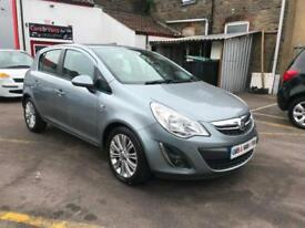 2011 VAUXHALL CORSA SE 1.4 5 DOOR HATCHBACK HEATED SEATS AND STEERING WHEEL