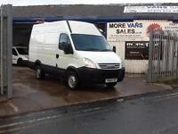 2008 1 owner Iveco Daily mwb van 2.3 diesel 135k full service history mx van