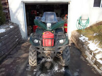 grizzly 660 a vendre