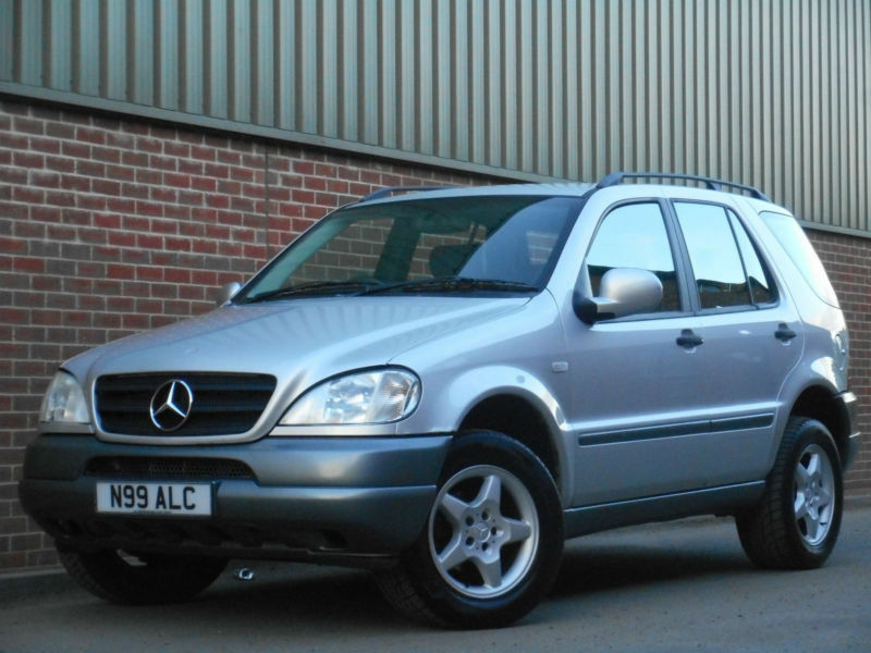 1999 mercedes benz ml320 3 2 auto ml320 in nuneaton for Mercedes benz 1999 ml320
