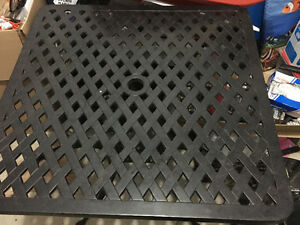 DOT - Outdoor Patio tables for restaurants-Almost new condition