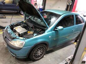 Vauxhall Corsa 1.4 16v SRI