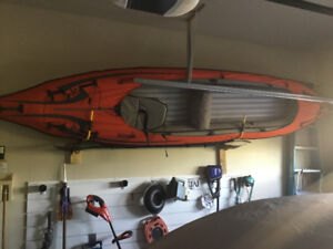 Advanced elements 2 person inflatable kayak