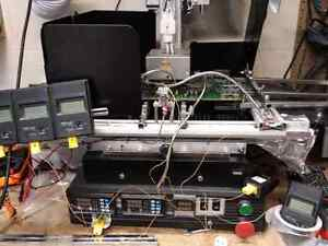 Machine pour réparer des ps3, ps4, xbox carte graphiques