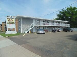 Motel & Reception Building for Sale - Moncton - Own a Business!
