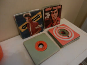 "Vinyl Records 45 RM 7"" Singles Oldies  Lot of 51"