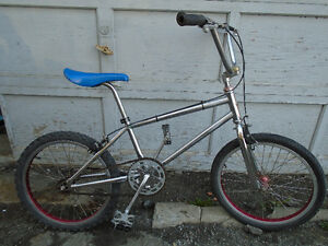 BMX norco classique retro old scool crome (silver) originale