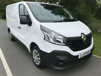 2015 15 RENAULT TRAFIC SL27 BUSINESS 1.6DCI 115BHP LOW MILEAGE ANY UK DELIVERY