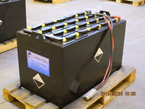Industrial/ Storage/ Forklift/ Solar Battery: New/Reconditioned