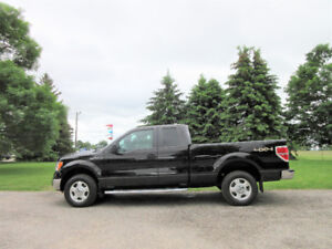 2013 Ford F-150 XLT V6 4x4- ONE OWNER SINCE NEW!!  $89/ per week