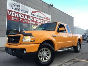"Ford Ranger 4WD +SPORT+SuperCab 126""+4X4+MAGS+A/C+GR.ELEC+WOW! 2"