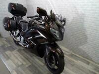 2014 (14) YAMAHA FJR1300 AE WITH YAMAHA 3 PART LUGGAGE
