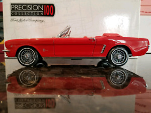 1:18 Diecast Precision 100 1964.5 Ford Mustang Convertible