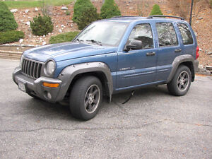 2003 Jeep Liberty Rocky Mountain 4x4