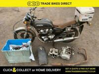 HONDA CB500 T 1975 37K RESTORATION PROJECT BIKE CLASSIC 44 YEARS OLD SPARES