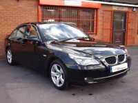 2009 59 BMW 5 SERIES 520D SE BUSINESS EDITION 2.0 4D DIESEL