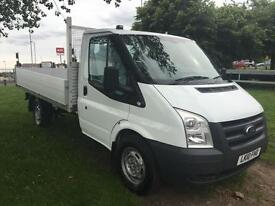 Ford Transit T350 3.5T MWB 10ft 6in Dropside, Very Clean, FREE Delivery