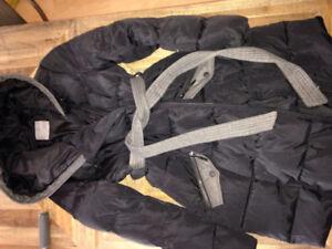 Manteau maternite en duvet état neuf, porter un hiver