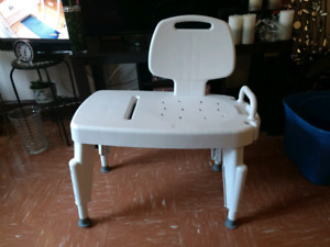 Bath, Tub, Shower Medical Safety Chair