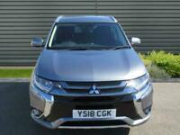 2018 Mitsubishi Outlander 2.0h 12kWh 4h CVT 4WD (s/s) SUV Hybrid – Petrol/Electr