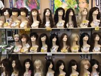 high quality WIG costum for closing liqudation sale only $ 15/ea