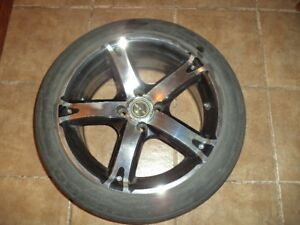 "Mags 16"" pour Toyota"