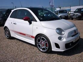 Abarth 500 1.4 T JET (FREE FUEL + 6 MONTHS COMPREHENSIVE WARRANTY)