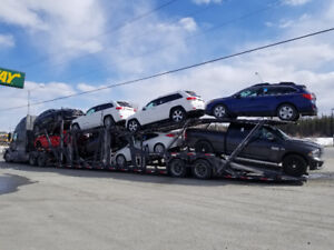 Vehicle Shipping Canada Wide *BEST PRICE*. IMPACT, ADESA