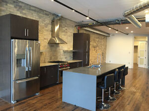 3 BEDROOM LOFT STYLE SPACE IN DOWNTOWN LONDON