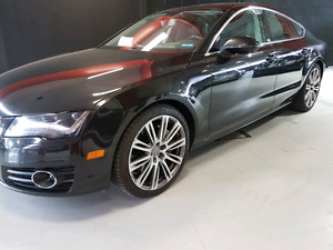 2012 Audi A7 Fully Loaded! Navi, Heads Up display, Night Vision