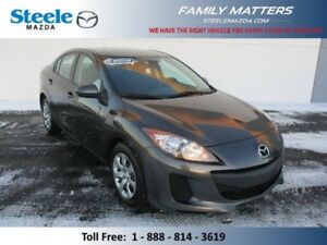 2013 MAZDA MAZDA3 GX (INCLUDES NO CHARGE WARRANTY)