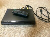 Sony DVD Player With Remote & all cords!