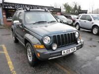 2005 Jeep Cherokee 2.8TD ( 161bhp ) 4X4 * * RARE RENEGADE EDITION *
