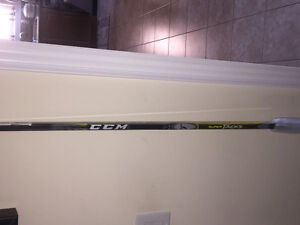 CCM Super Tacks Stick. Brand new in wrapping. 3 of them