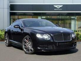 image for Bentley Continental 6.0 W12 GT Speed Auto 4WD 2dr Coupe Petrol Automatic
