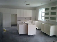 IKEA !!!!  KITCHEN CABINETS INSTALLATION