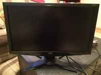 """19"""" Acer Computer Monitor"""
