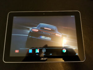 tablette acer iconia 10po 16gb